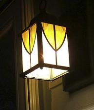 Winona Entry Lanterns