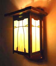 Library Sconce
