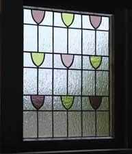 Wine Glass Window